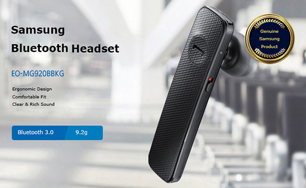 9a3832fdcca Original Samsung Wireless Bluetooth Headset Headphones Earphones ...