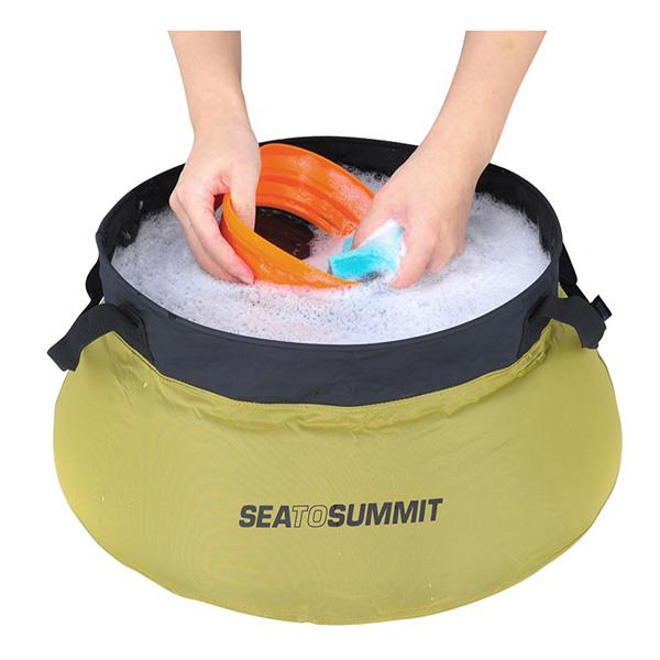 sea to summit folding kitchen sink 20l outdoor camping Sea to Summit Net Sea to Summit Hammock