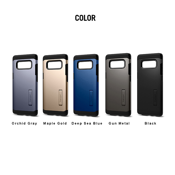 the latest d1519 6cd93 Details about Spigen Korea Tough Armor Shockproof Phone Case Cover for  Samsung Galaxy Note 8